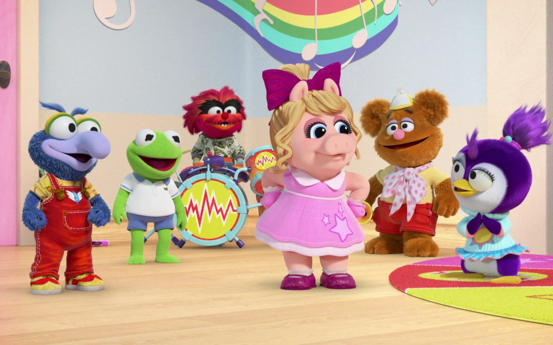 How Disney Jr. continues the 'Muppet Babies' imagination and friendship