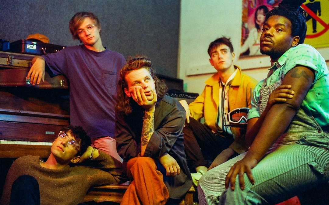 Indie-rock band Hippo Campus is shaped by creativity and inspiration