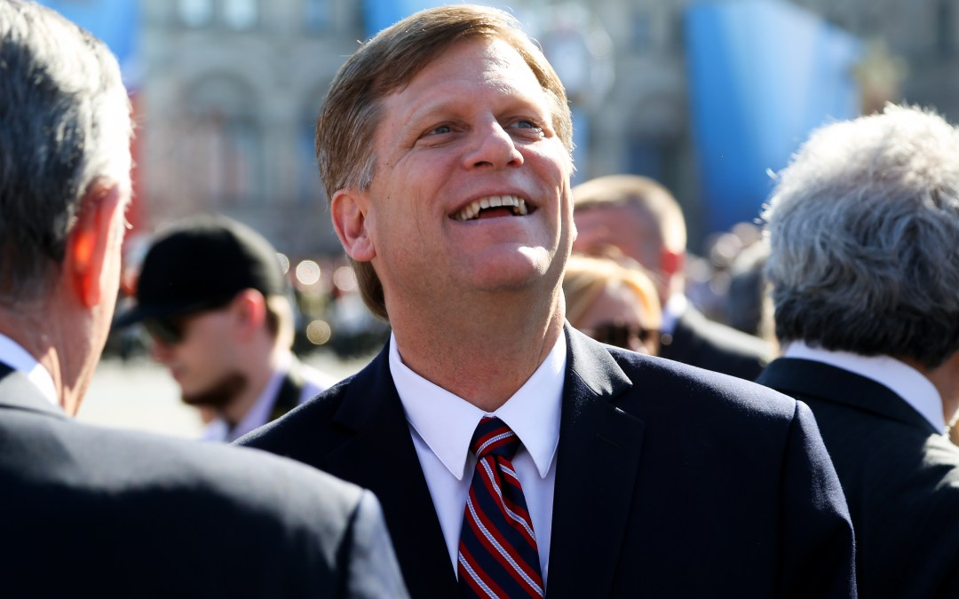 An Interview with former U.S. Ambassador to Russia, Michael McFaul