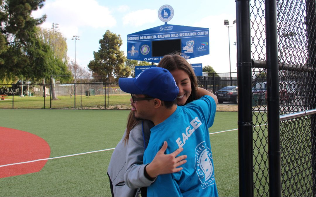 Through baseball, Miracle League L.A. supports children with special needs
