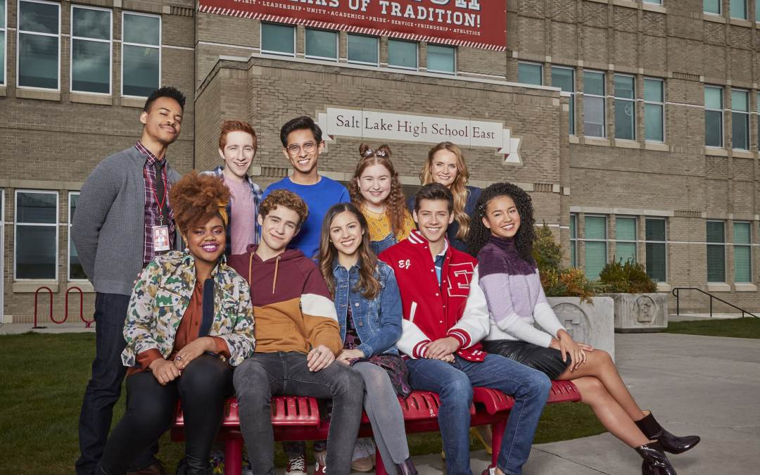 'High School Musical: The Musical: The Series' winks to the past with a modern take
