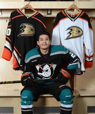 Cano from Carson excels in his passion for hockey
