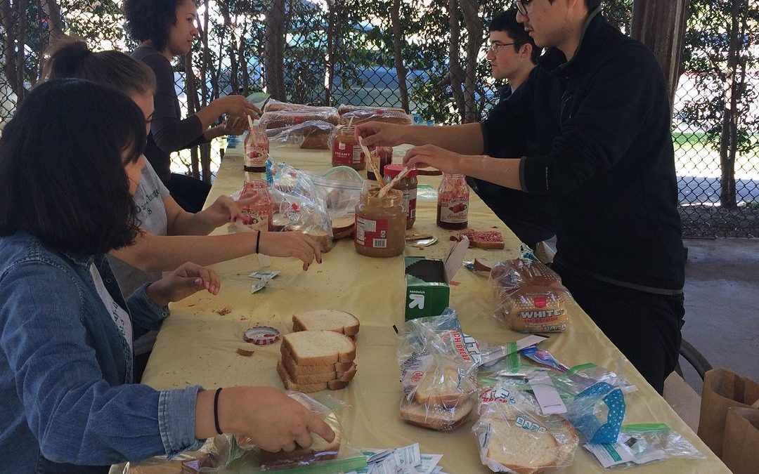 Culver City High School students work to combat homelessness in L.A.