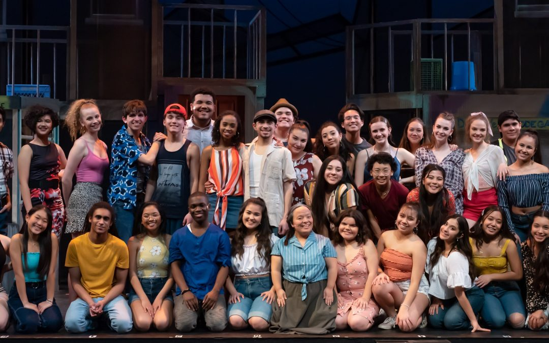 CSArts' annual all school musical performance of 'In the Heights' celebrates diversity