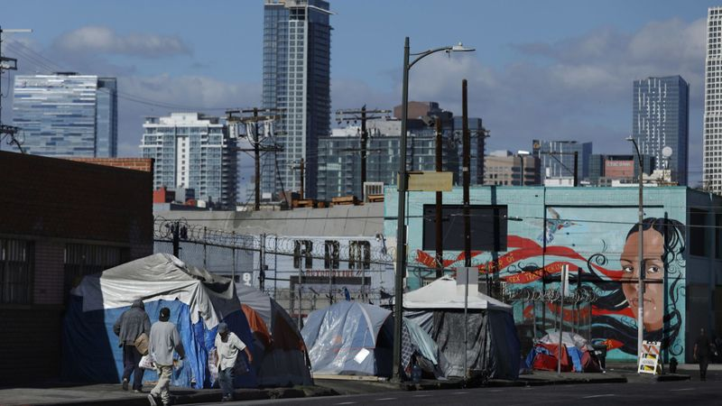 Opinion: The race against homelessness