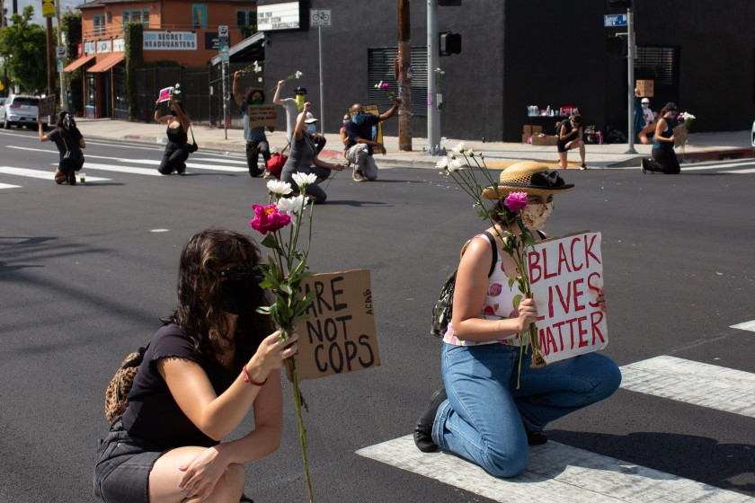 Opinion: Why saying 'all lives matter' is problematic