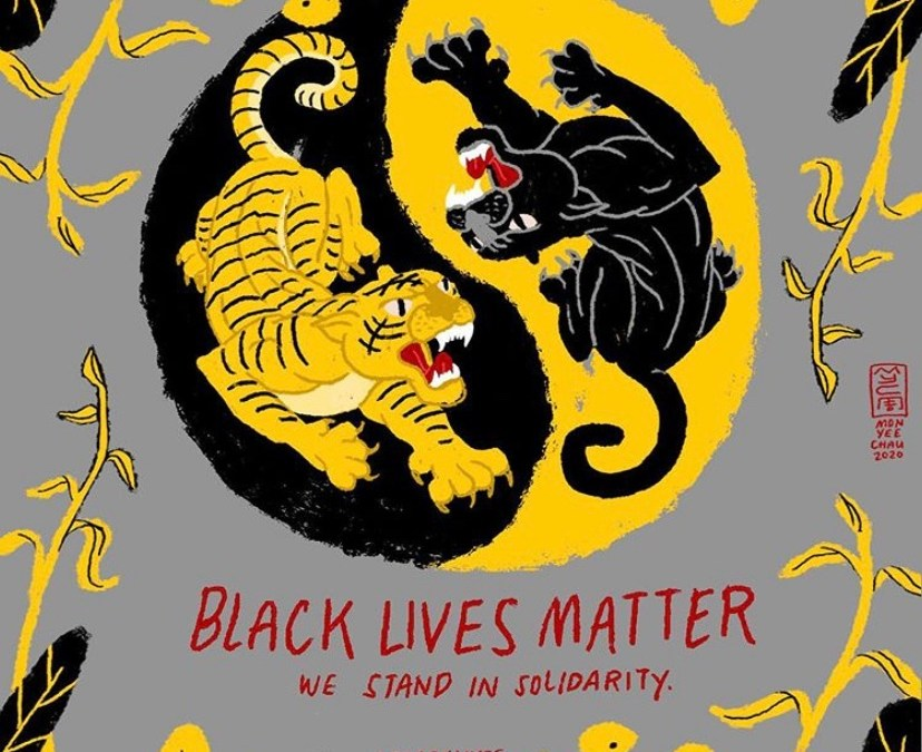 Opinion: Asian Americans should be more supportive of the Black Lives Matter movement
