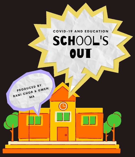 COVID-19 & Education podcast: Episode 1 – School's out!