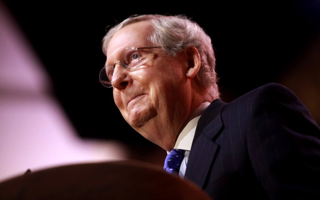 Opinion: Mitch McConnell and the GOP are Hypocrites