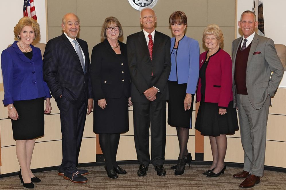 HBUHSD board begins live streaming meetings after community calls for greater transparency