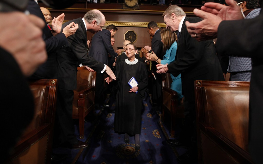 Opinion: Amy Coney Barrett is the antithesis of everything RBG stood for