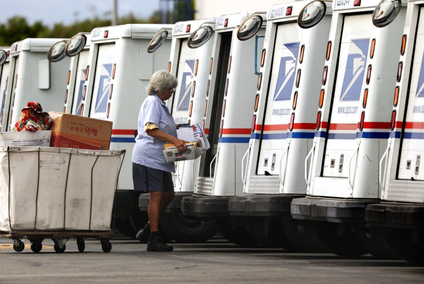 Opinion: The USPS — Fighting for democracy