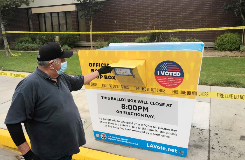 Torrance city council accused of suppressing voters' rights
