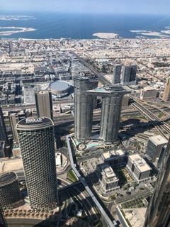 Column: My experience visiting the United Arab Emirates before COVID-19