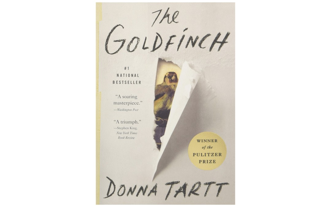 Review: 'The Goldfinch' novel displays realistic human emotion
