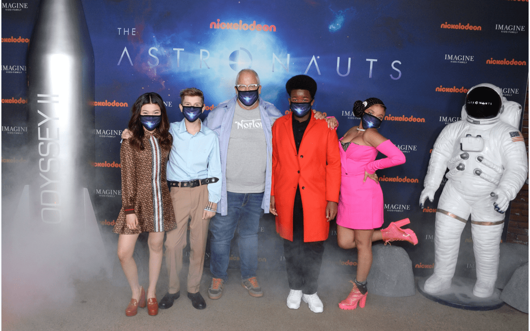 Nickelodeon is unafraid of welcoming children as 'Little Grown-Ups' in new show 'The Astronauts'