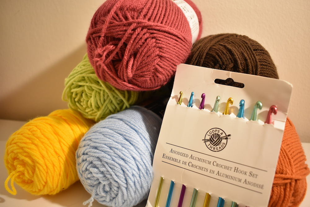 Opinion: Get hooked on crochet