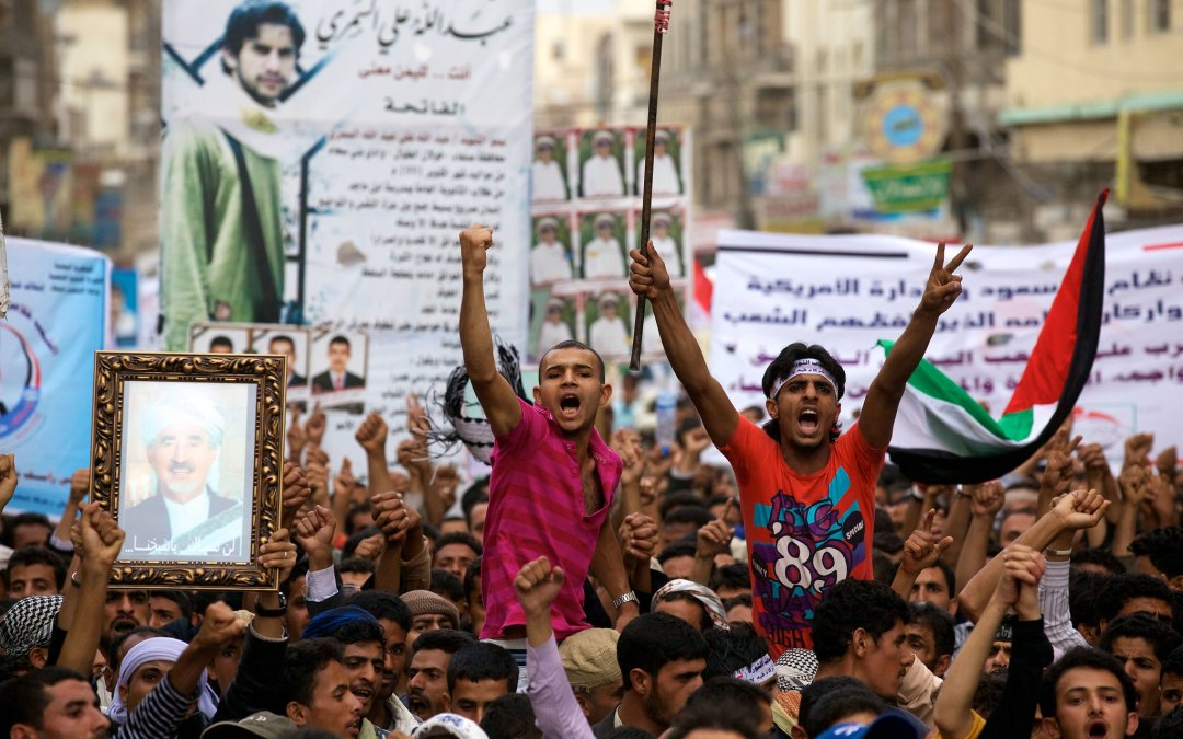 United States moves to name the Houthi Rebels in Yemen as foreign terrorists