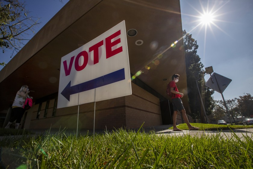 Opinion: Protect privacy — CA should have voted no on Proposition 24