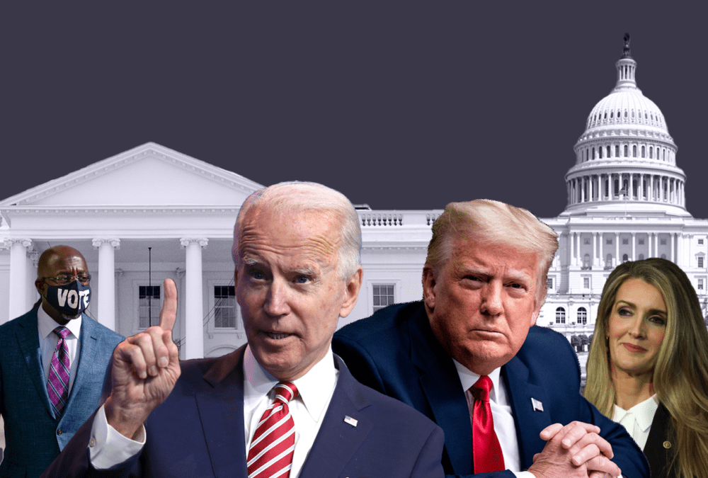 Opinion: The 2020 election — a letdown for both parties