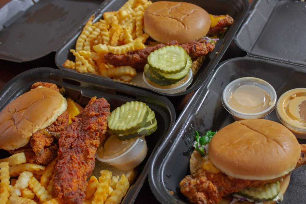 It's time for hotness with Dave's Hot Chicken