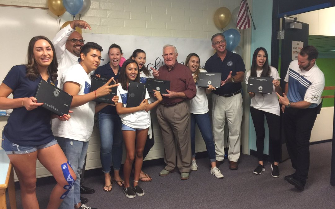 Scott Scambray says 'goodbye' to FJUHSD after six years of service as superintendent