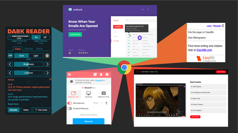 Make your life a little easier with these Google Chrome extensions