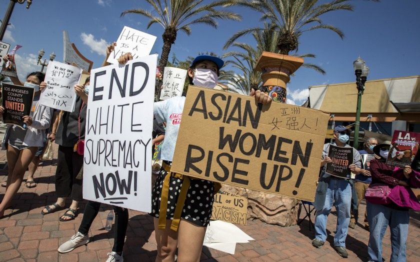 Anti-Asian racism rises during COVID