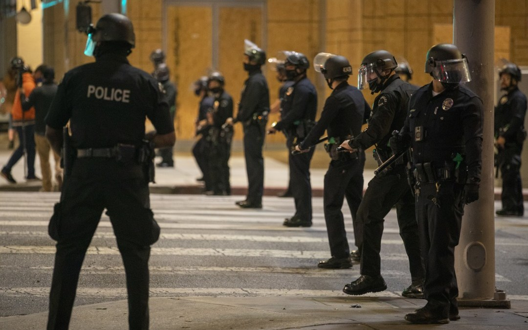 Opinion: We're finally fracturing the blue wall of silence