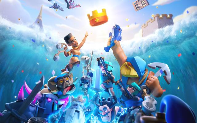 Review: Mobile game 'Clash Royale' requires strategy and teamwork