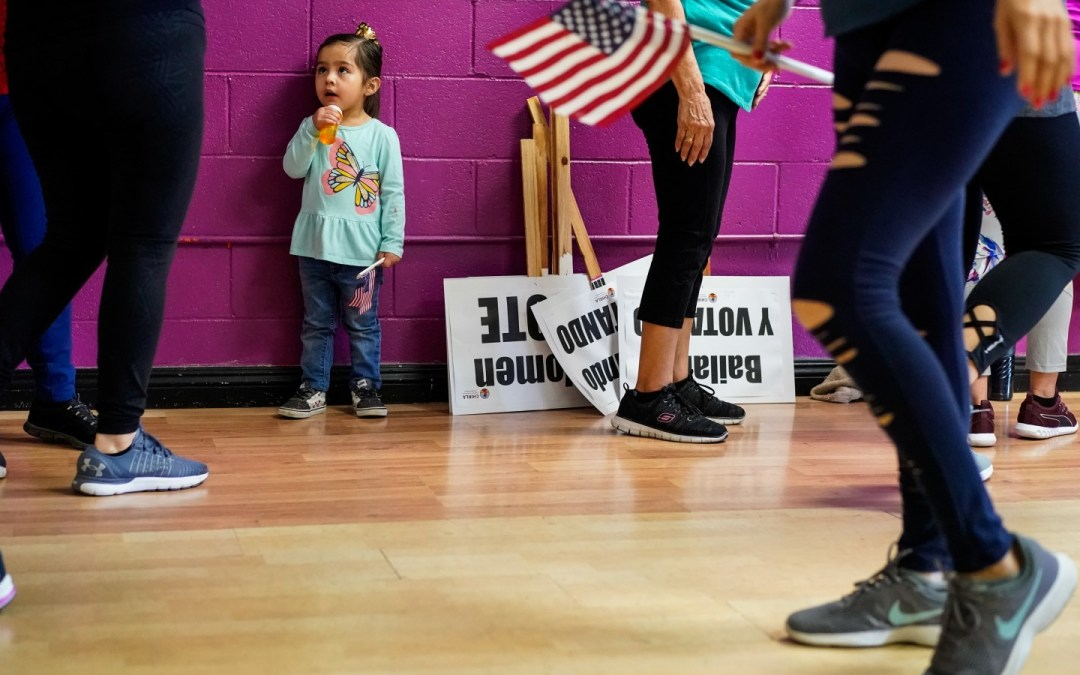 Opinion: Can't vote yet? Here are five ways to make sure your voice is heard
