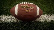 first high school football game