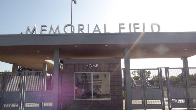 Burbank Memorial Field
