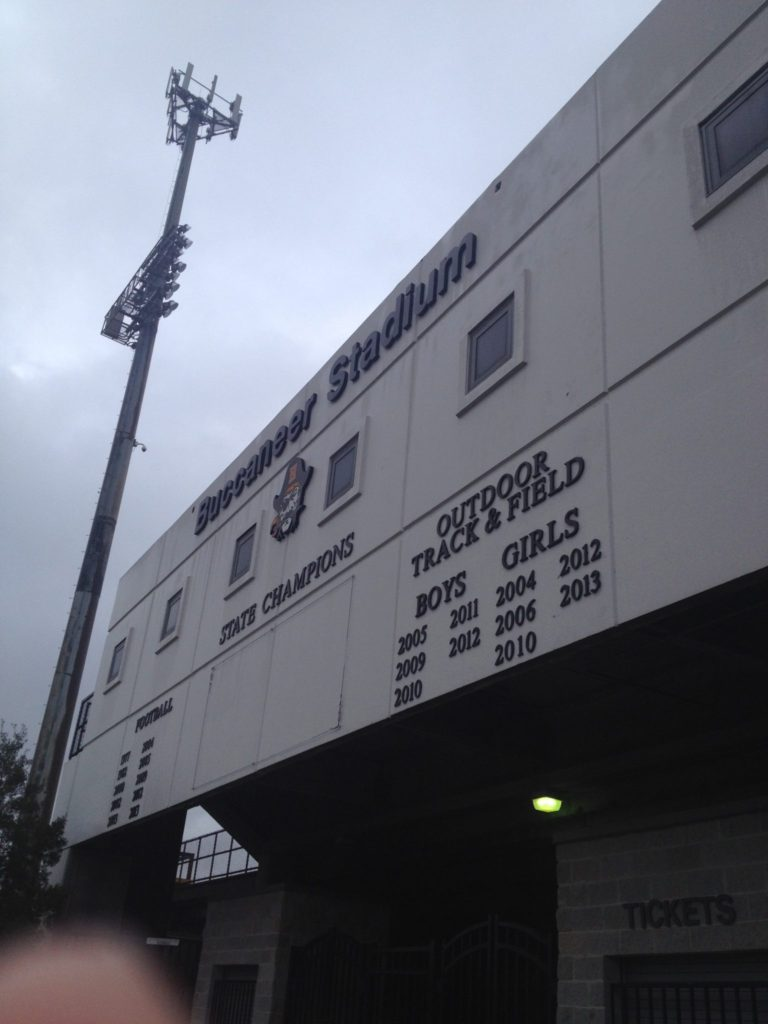 Buccaneer Stadium