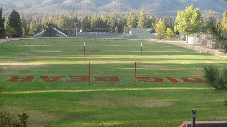 Big Bear high school football