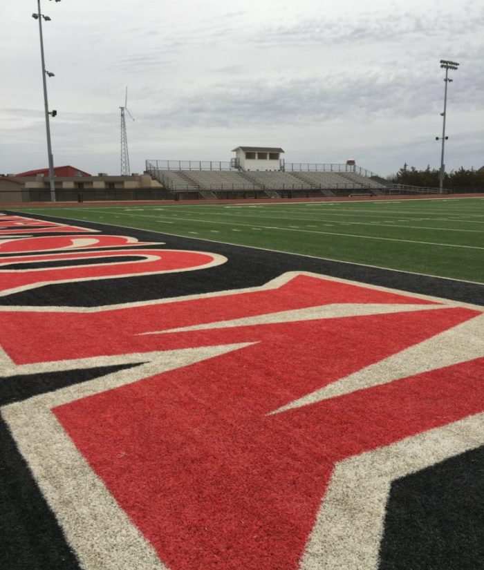 Shallowater high school football