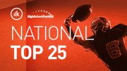 Top 25 scoreboard
