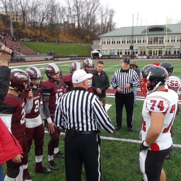Easton Phillipsburg football