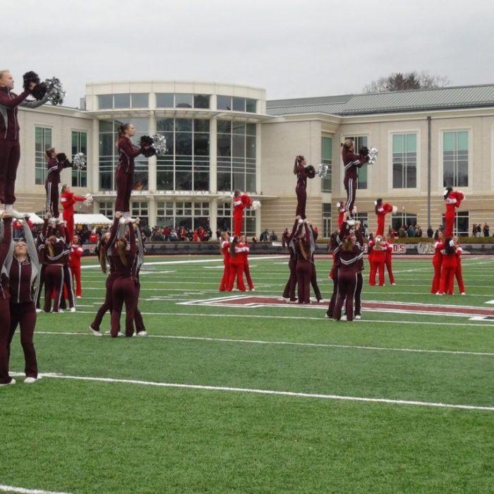 Easton Phillipsburg Cheerleaders