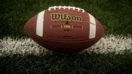 high school football player