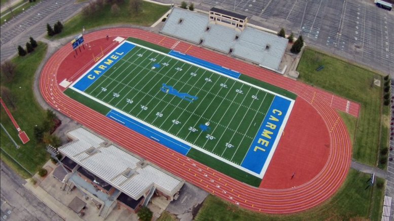 Image result for carmel football stadium