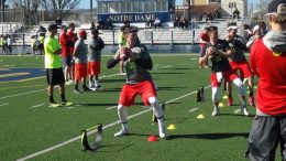 Rise and Fire quarterback camp