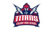 colony titans football