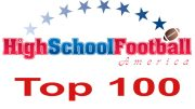 high school football america top 100