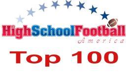 high school football america top 100