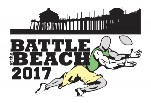 battle at the beach