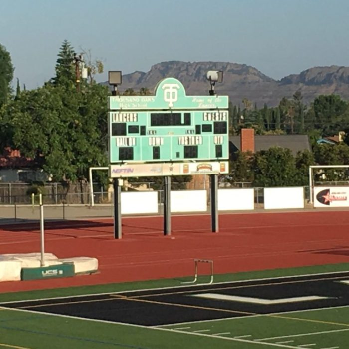 Thousand Oaks football