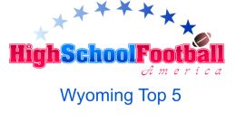 wyoming top 5
