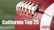 california high school football top 25