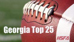 georgia top 25
